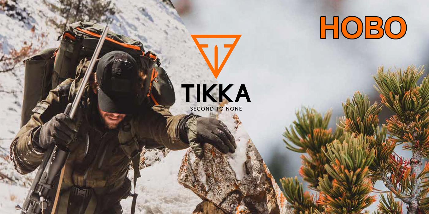 Tikka Findland - НОВО в ZARIMEX