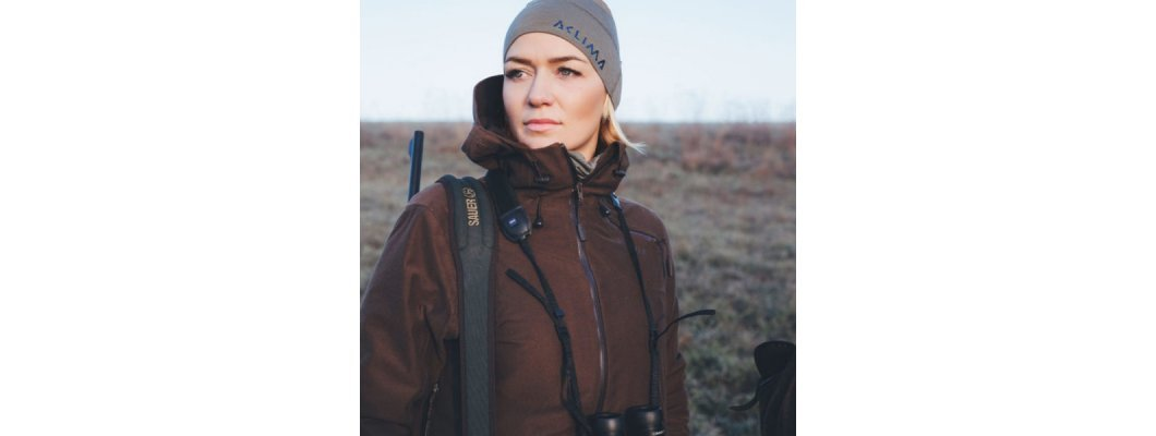 The lady hunter - Annette Dahl, about driven hunt