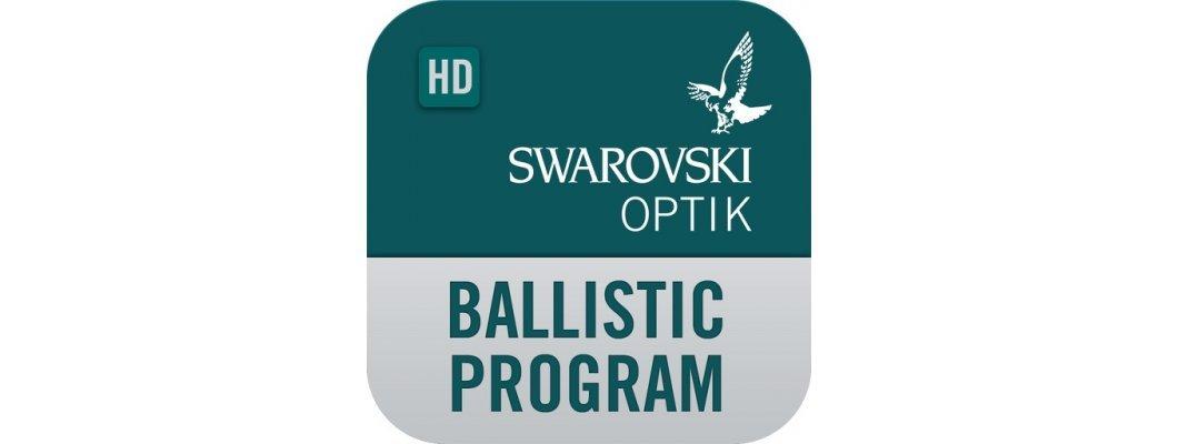 Swarovski optik ballistic program