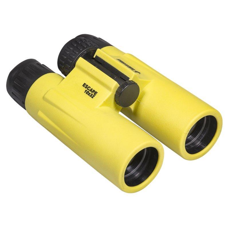 12 Survivors Escape 10x32 binocular - yellow