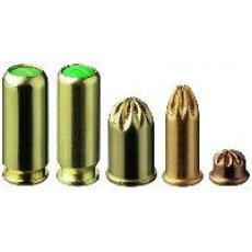 Gas/Signal ammunition