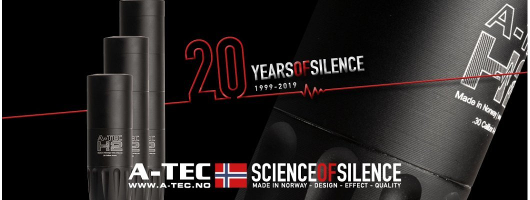 Information about which calibers are suitable for the different suppressors A-tec