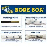 Tetra Gun Bore Boa™ - Cleaning rope for handguns - cal. 270/7 mm