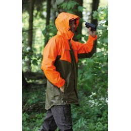 Akah safety rain jacket