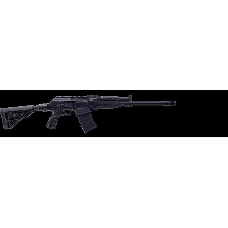 Semi auto hunting shotgun Armtac RS-S1 Telescopic Black stock