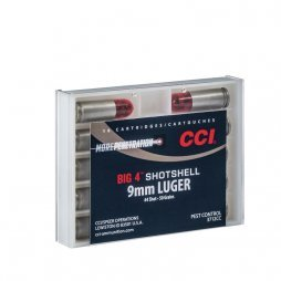 CCI 9x19 BIG №4 Shotshell 3712CC 2.9g/45gr