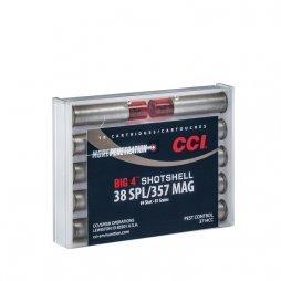 CCI 38 SPL/357Mag №4 Shotshell 5.4g/84gr
