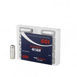 CCI 40 S&W №9 Shotshell 5.7g/88gr