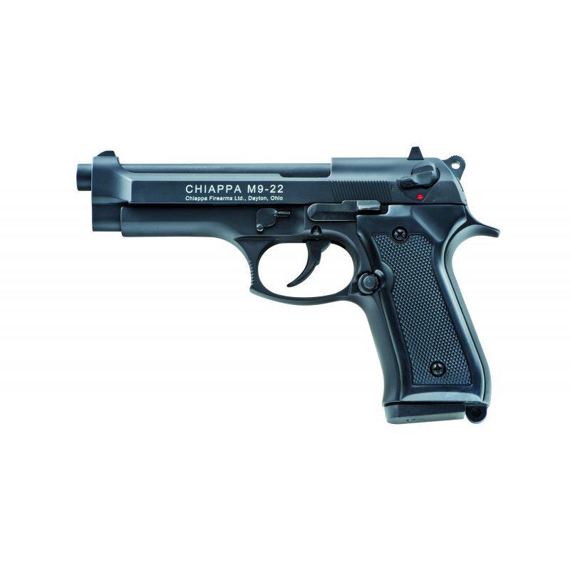 Chiappa handgun M9, black - cal. 22LR