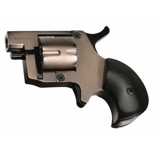 Газов мини револвер Ekol Arda fume - кал. 8 мм