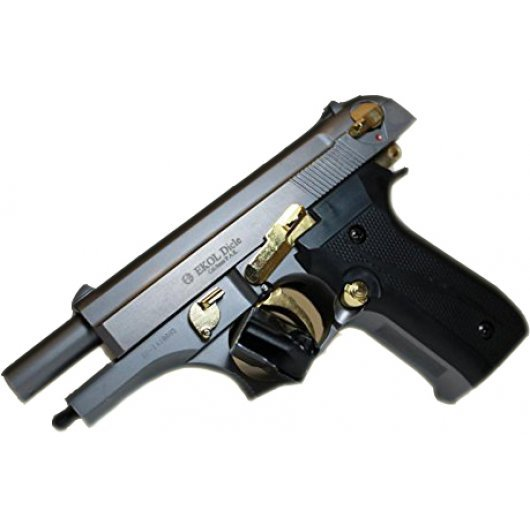 Газов пистолет Ekol Dicle - fume gold