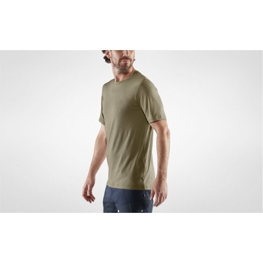 Fjall Raven Abisko Wool T-Shirt