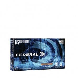 Federal 6,5 Creemoor Power-Shock SP 9.1g/140gr