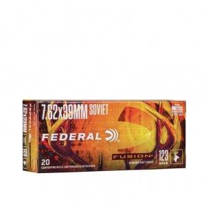 Federal 7,62x39 Fusion 8g/123gr
