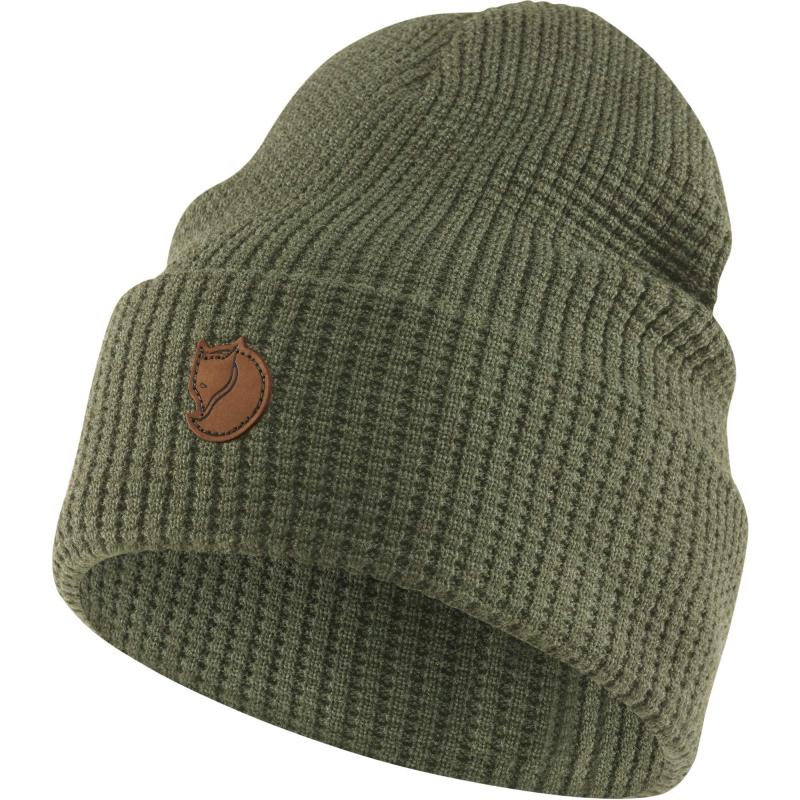 Fjall Raven Merino Structure hat in laurel green