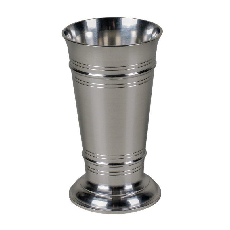 Fritzmann Pewter goblet - 13 cm