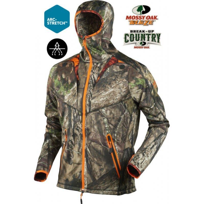 Harkila Moose Hunter fleece jacket