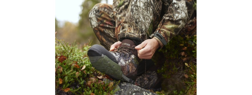 Harkila footwear - synonym of quality, durability and comfort