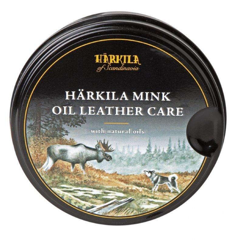 Harkila Mink oil leather care - 170 ml.