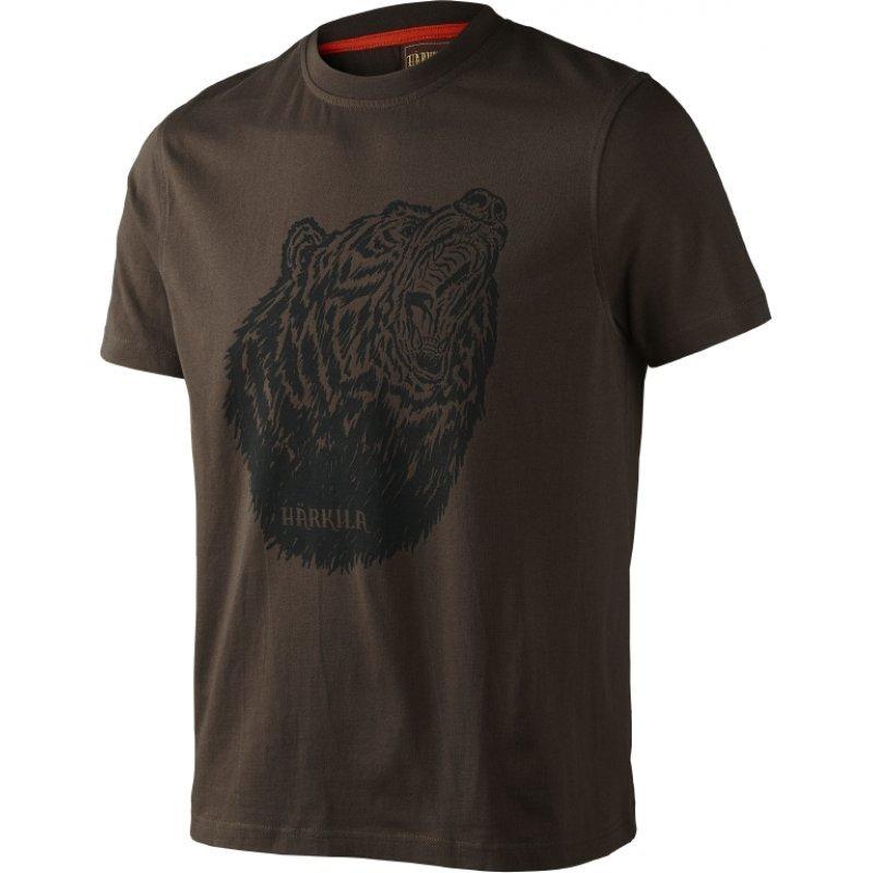 Harkila Fjal t-shirt - brown