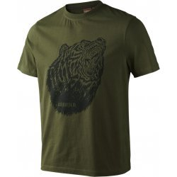 Harkila Fjal t-shirt - olive green