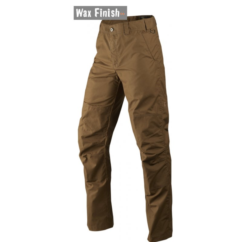 Harkila Alvis trousers - sepia brown color
