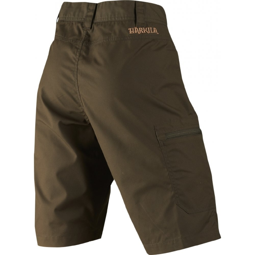 Harkila Alvis shorts - willow green