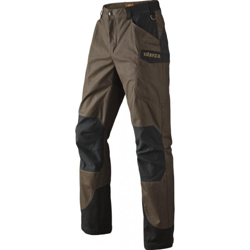 Harkila Gever trousers brown/black