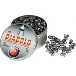 Airgun Pellets Hatsan Diabolo - cal.6,35
