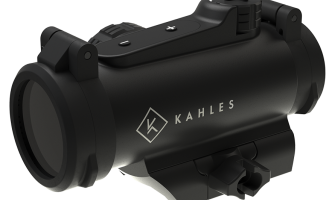 NEW RED DOT SIGHT FOR DRIVEN HUNT from KAHLES