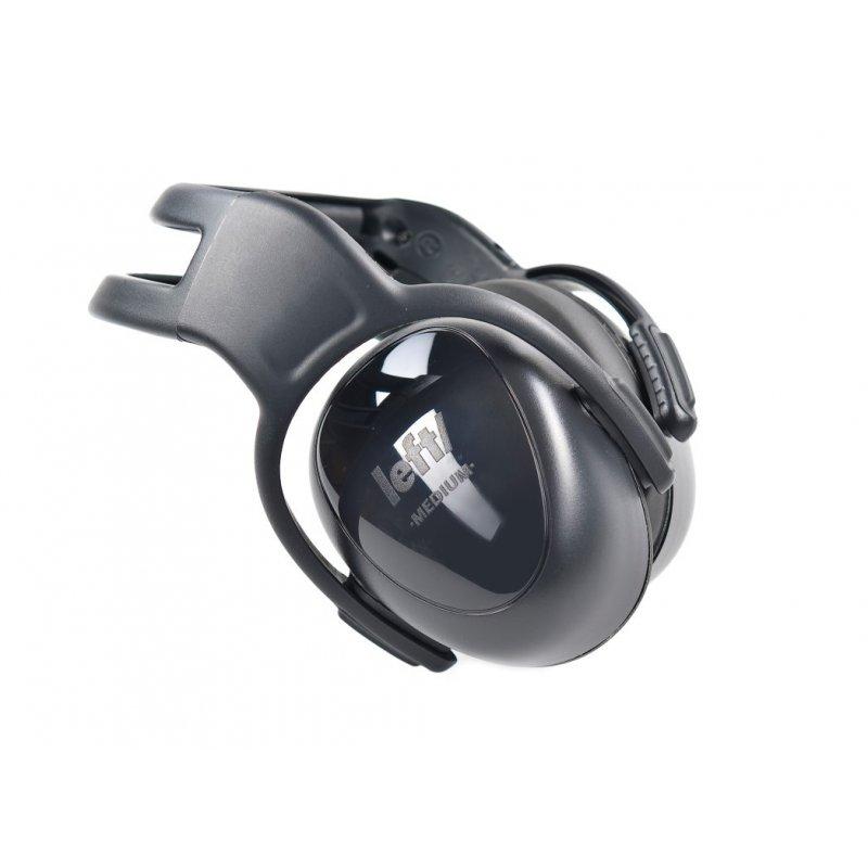 MSA - Left/Righ Headband earmuffs /grey/
