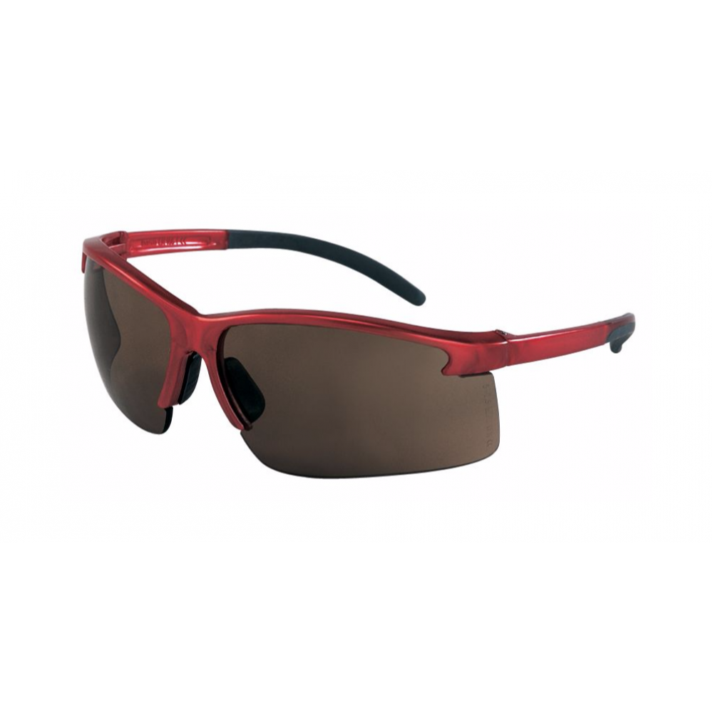 MSA Perspecta 1900 safety glasses /brown lenses/