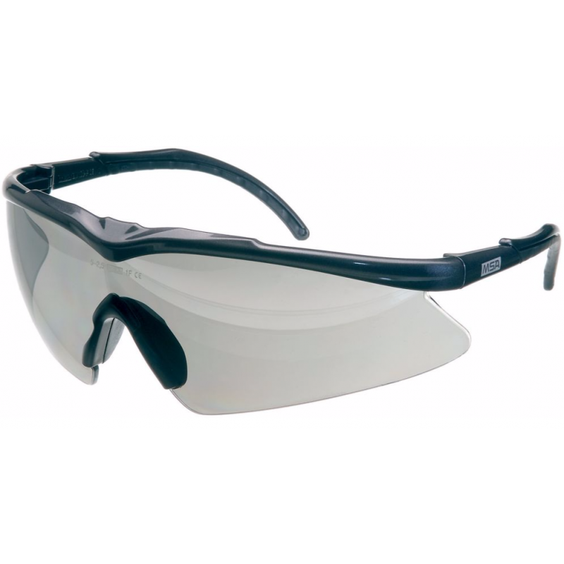MSA Perspecta 2320 safety glasses set /silver mirror/