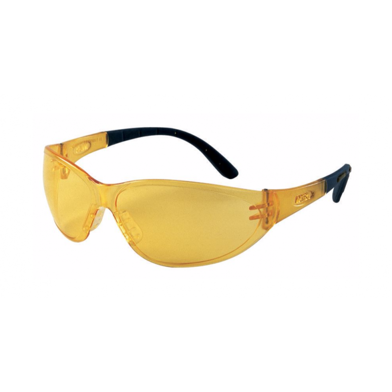 MSA Perspecta 9000 safety glasses /amber lenses/