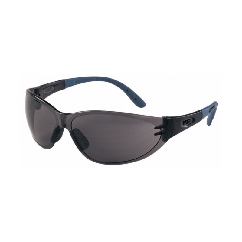 MSA Perspecta 9000 safety glasses /smoky lenses/