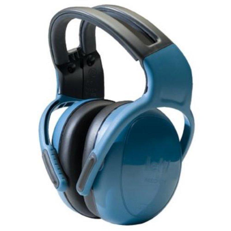 MSA - Left/Righ Headband earmuffs /blue/