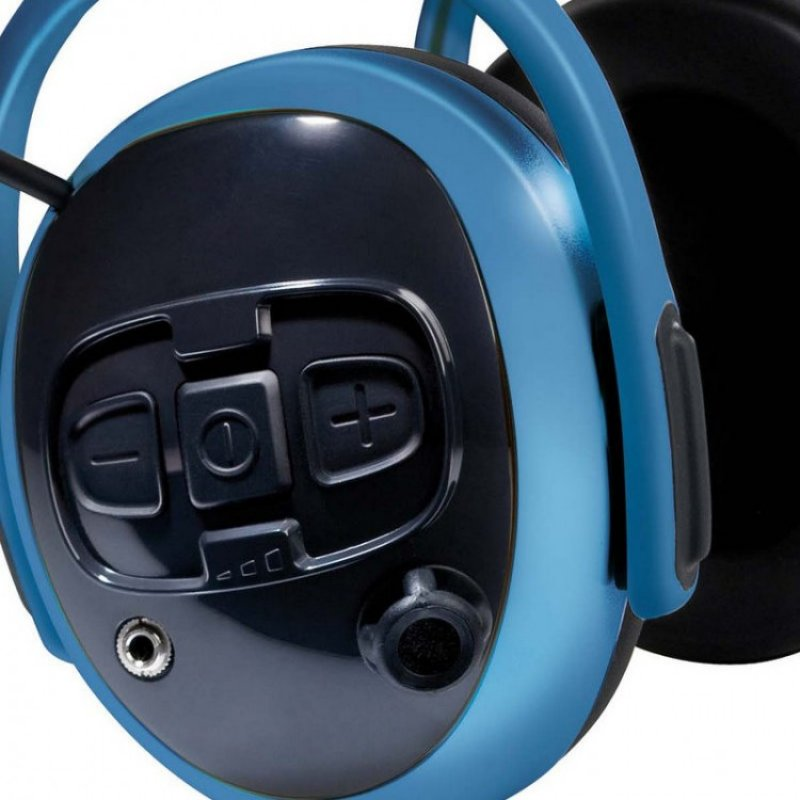 MSA - Left/Righ Cut off Pro Earmuffs