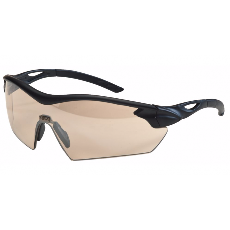 MSA Racers safety glasses /gold mirror/