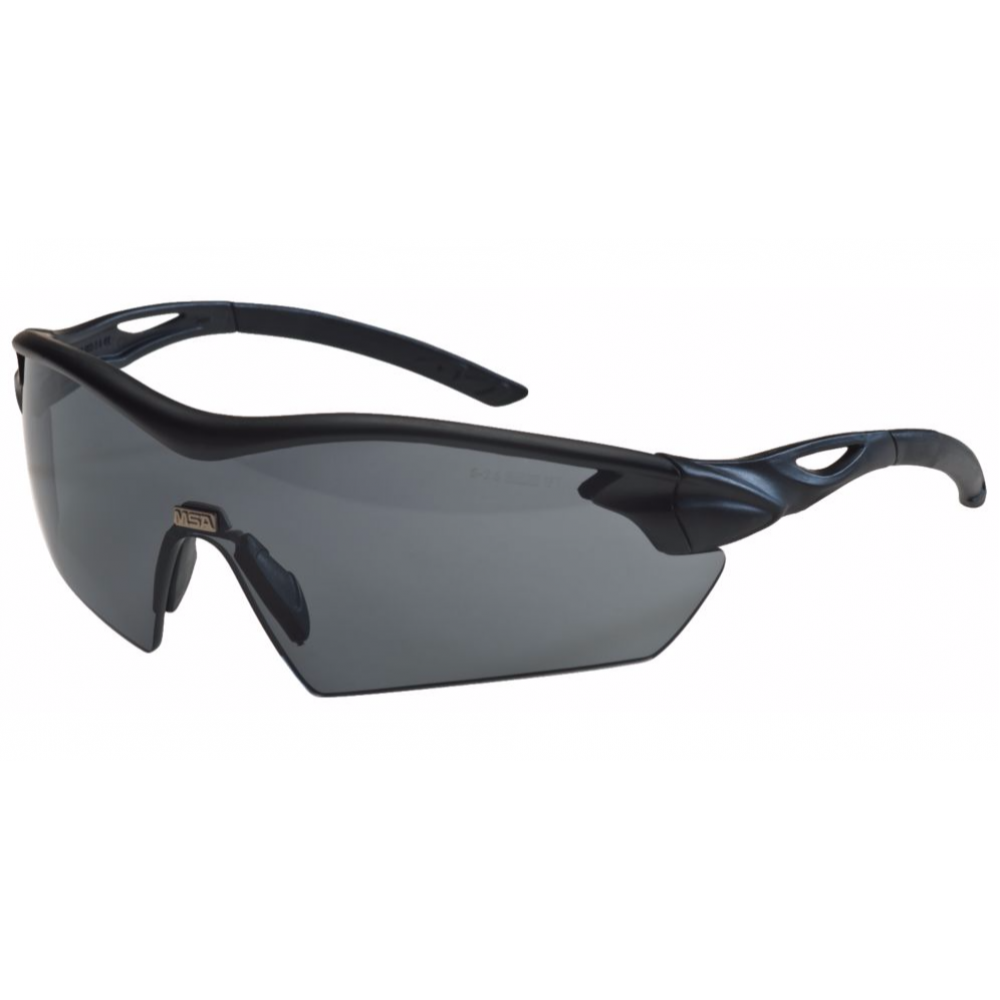 MSA Racers safety glasses /smoky lenses/