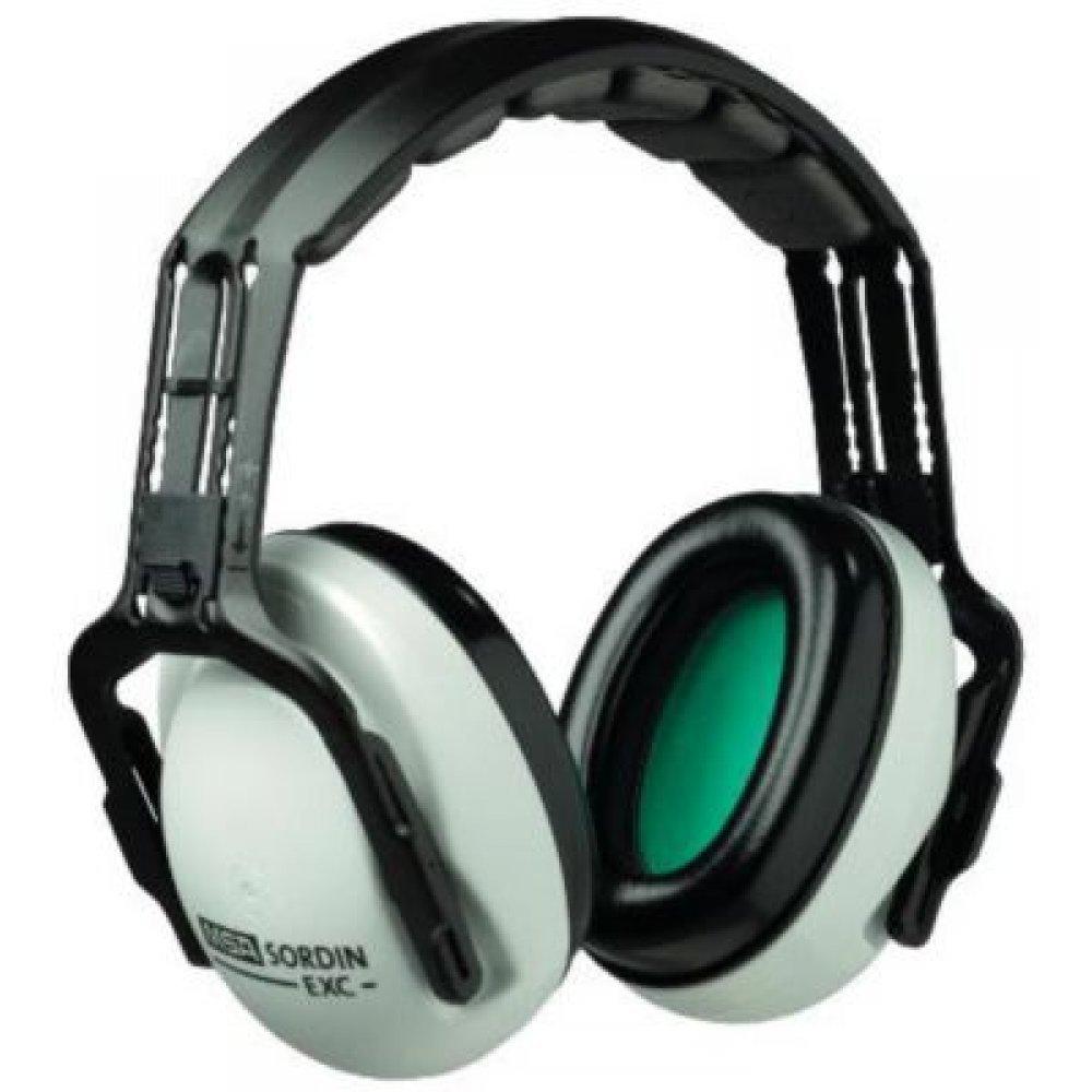 MSA EXC Headband Earmuff