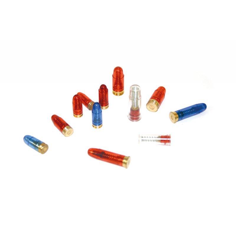 Megaline plastic snap caps - cal. 9 Para (9x19)