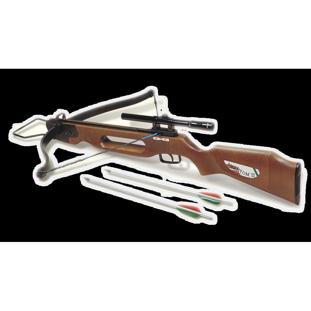 Megaline crossbow - Phantom II - 150lbs