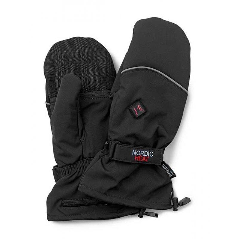 Nordic Heat heated mittens - Hybrid