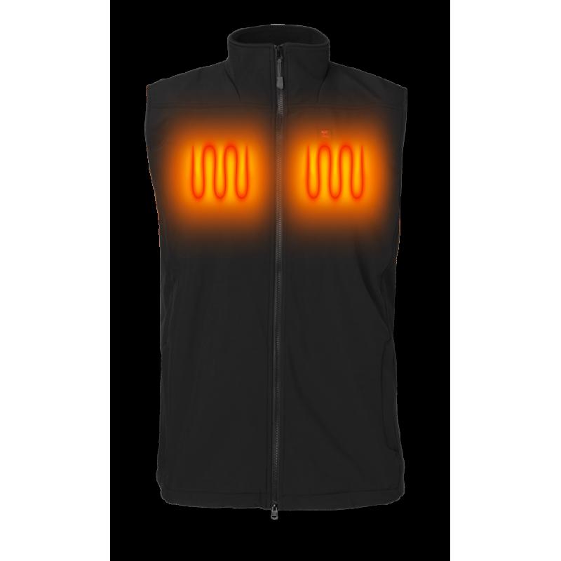 Nordic Heat Softshell vest