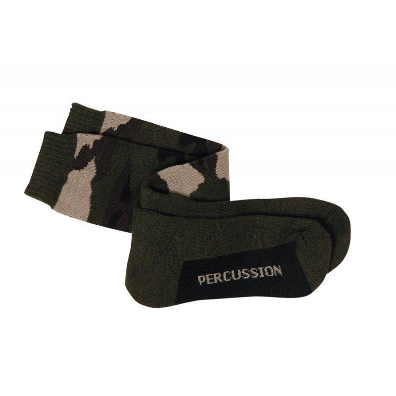 Percussion Terry-cloth camo socks