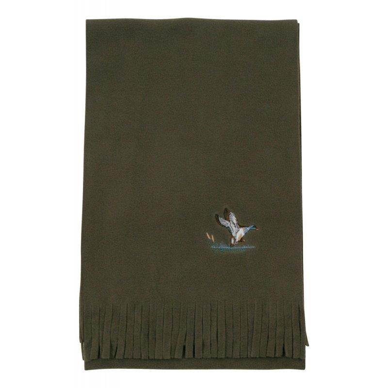 Percussion scarf - khaki