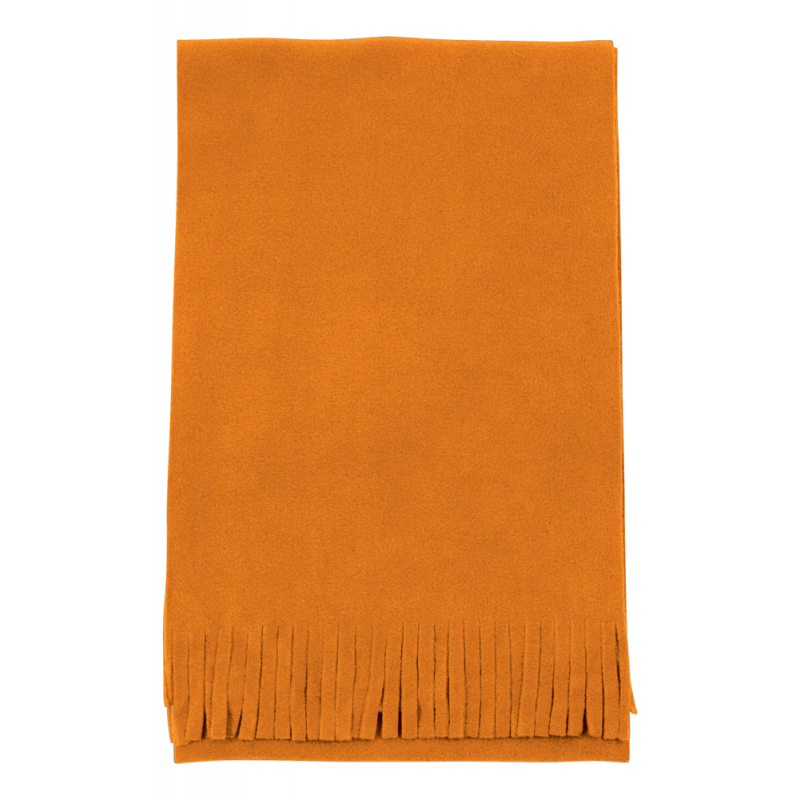 Percussion scarf - orange