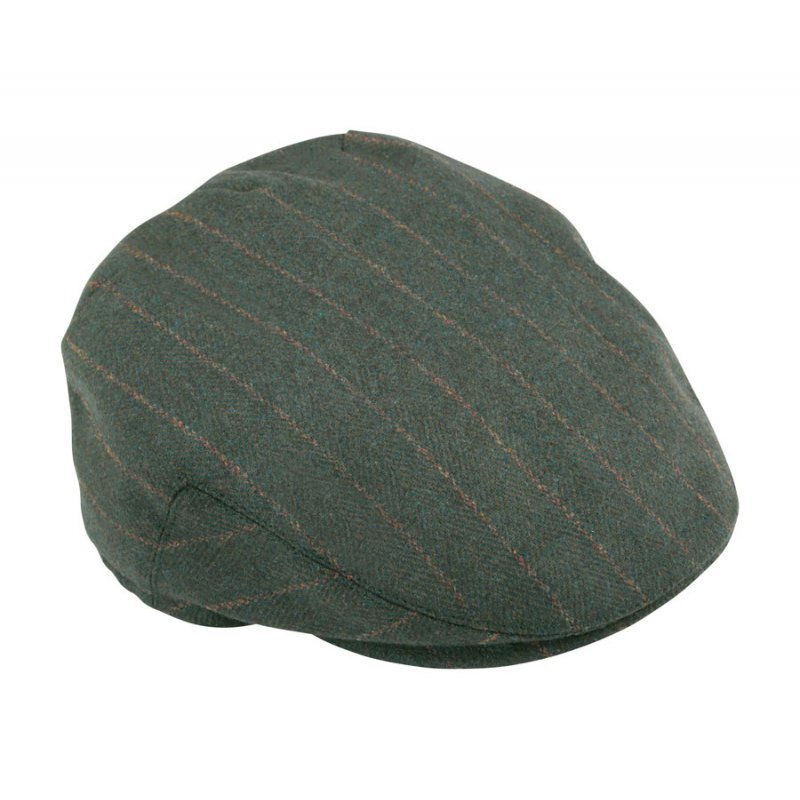 Percussion Checked wool cap