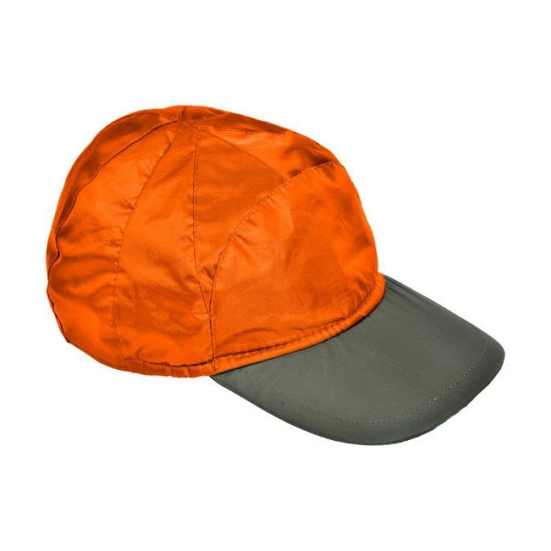 Percussion reversible cap