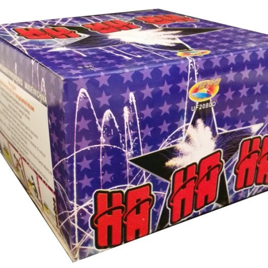 Пиробатерия Ha Ha Ha - 36 изстрела